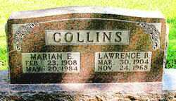 COLLINS, LAWRENCE R. - Boone County, Arkansas | LAWRENCE R. COLLINS - Arkansas Gravestone Photos