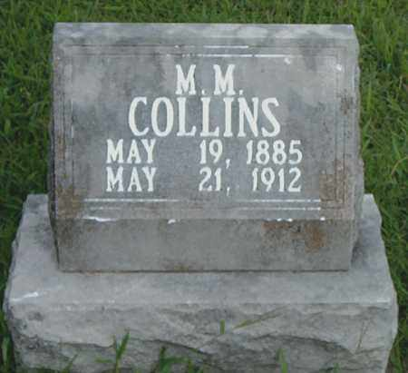 COLLINS, MAUD MULLER - Boone County, Arkansas | MAUD MULLER COLLINS - Arkansas Gravestone Photos