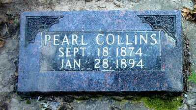 COLLINS, PEARL - Boone County, Arkansas | PEARL COLLINS - Arkansas Gravestone Photos