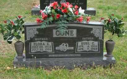 CONE, FLORA E. - Boone County, Arkansas | FLORA E. CONE - Arkansas Gravestone Photos