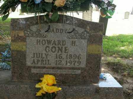 CONE, HOWARD HENSLEY - Boone County, Arkansas | HOWARD HENSLEY CONE - Arkansas Gravestone Photos