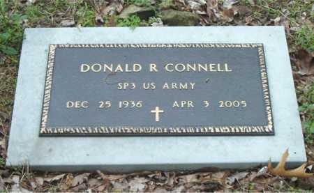 CONNELL  (VETERAN), DONALD R - Boone County, Arkansas | DONALD R CONNELL  (VETERAN) - Arkansas Gravestone Photos