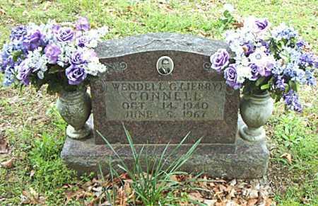 CONNELL, WENDELL G. - Boone County, Arkansas | WENDELL G. CONNELL - Arkansas Gravestone Photos
