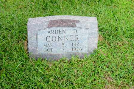 CONNER, ARDEN  DAVID - Boone County, Arkansas | ARDEN  DAVID CONNER - Arkansas Gravestone Photos