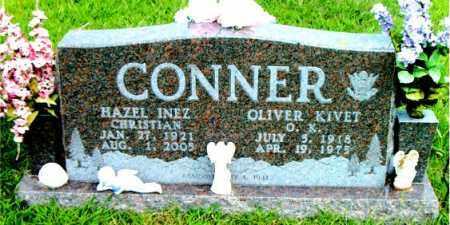 CONNER, OLIVER KIVET - Boone County, Arkansas | OLIVER KIVET CONNER - Arkansas Gravestone Photos