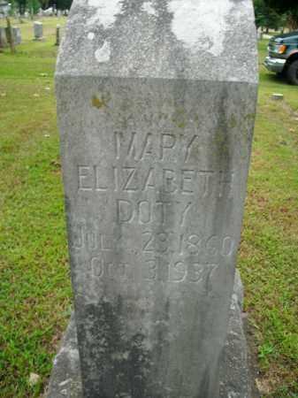 STAFFORD CONNERLEY, MARY ELIZABETH - Boone County, Arkansas | MARY ELIZABETH STAFFORD CONNERLEY - Arkansas Gravestone Photos