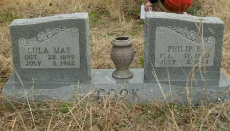 COOK, PHILIP E. - Boone County, Arkansas | PHILIP E. COOK - Arkansas Gravestone Photos