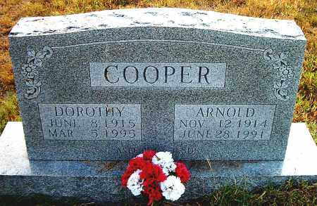 COOPER, DOROTHY - Boone County, Arkansas | DOROTHY COOPER - Arkansas Gravestone Photos