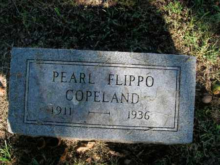 COPELAND, PEARL - Boone County, Arkansas | PEARL COPELAND - Arkansas Gravestone Photos