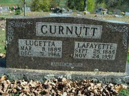 CORNUTT, LUCETTA - Boone County, Arkansas | LUCETTA CORNUTT - Arkansas Gravestone Photos