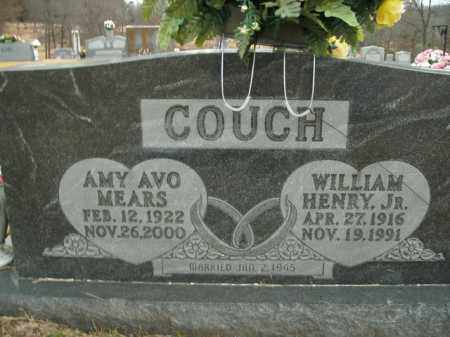 MEARS COUCH, AMY AVO - Boone County, Arkansas | AMY AVO MEARS COUCH - Arkansas Gravestone Photos