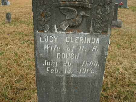 COUCH, LUCY CLERINDA - Boone County, Arkansas | LUCY CLERINDA COUCH - Arkansas Gravestone Photos