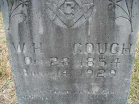 COUCH, W.H. - Boone County, Arkansas | W.H. COUCH - Arkansas Gravestone Photos