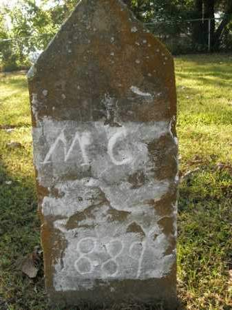 C(OULTER?), M - Boone County, Arkansas   M C(OULTER?) - Arkansas Gravestone Photos