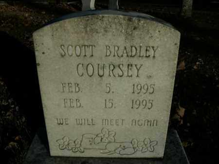 COURSEY, SCOTT BRADLEY - Boone County, Arkansas | SCOTT BRADLEY COURSEY - Arkansas Gravestone Photos