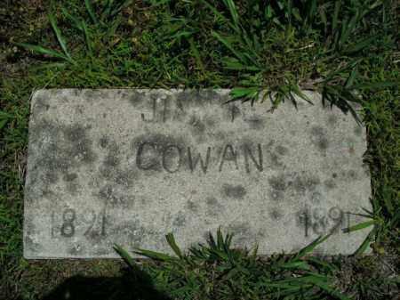 COWAN, JIMMIE - Boone County, Arkansas | JIMMIE COWAN - Arkansas Gravestone Photos