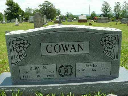 COWAN, REBA NELL - Boone County, Arkansas | REBA NELL COWAN - Arkansas Gravestone Photos