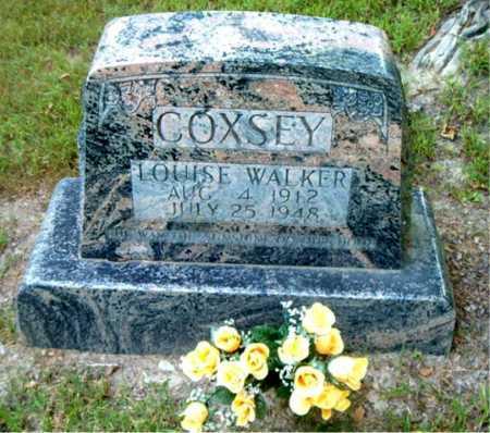COXSEY, LOUISE WALKER - Boone County, Arkansas | LOUISE WALKER COXSEY - Arkansas Gravestone Photos