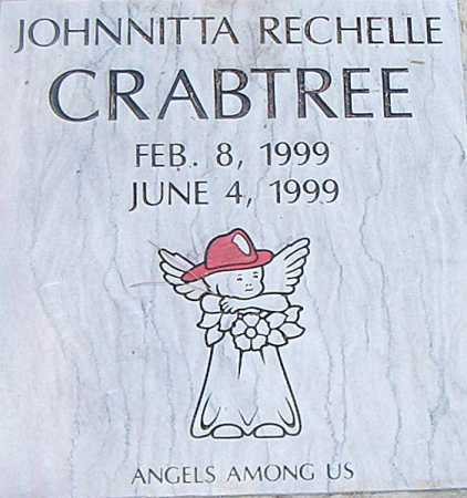 CRABTREE, JOHNNITTA  RECHELLE - Boone County, Arkansas | JOHNNITTA  RECHELLE CRABTREE - Arkansas Gravestone Photos
