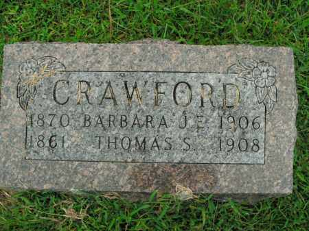 CRAWFORD, THOMAS S. - Boone County, Arkansas | THOMAS S. CRAWFORD - Arkansas Gravestone Photos