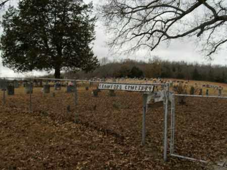 *CRAWFORD CEMETERY GATE, . - Boone County, Arkansas   . *CRAWFORD CEMETERY GATE - Arkansas Gravestone Photos