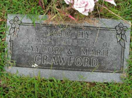 CRAWFORD, DOROTHY - Boone County, Arkansas | DOROTHY CRAWFORD - Arkansas Gravestone Photos