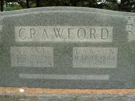 CRAWFORD, GRACE - Boone County, Arkansas | GRACE CRAWFORD - Arkansas Gravestone Photos
