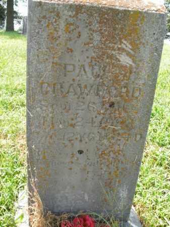 CRAWFORD, PAUL - Boone County, Arkansas   PAUL CRAWFORD - Arkansas Gravestone Photos