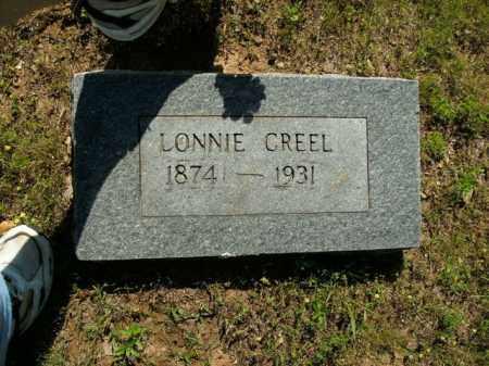 CREEL, LONNIE - Boone County, Arkansas | LONNIE CREEL - Arkansas Gravestone Photos