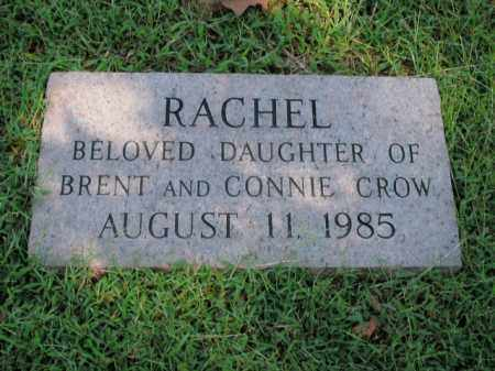 CROW, RACHEL - Boone County, Arkansas | RACHEL CROW - Arkansas Gravestone Photos