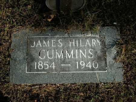 CUMMINS, JAMES HILARY - Boone County, Arkansas | JAMES HILARY CUMMINS - Arkansas Gravestone Photos