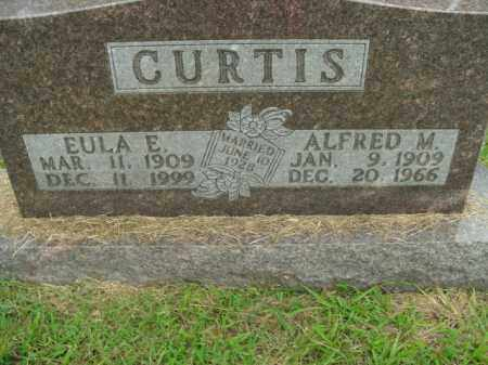 CURTIS, ALFRED M. - Boone County, Arkansas | ALFRED M. CURTIS - Arkansas Gravestone Photos