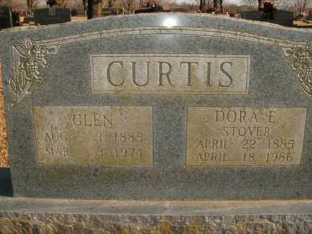 CURTIS, DORA ELIZABETH - Boone County, Arkansas | DORA ELIZABETH CURTIS - Arkansas Gravestone Photos