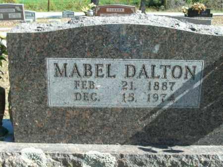 DALTON, MABEL - Boone County, Arkansas   MABEL DALTON - Arkansas Gravestone Photos