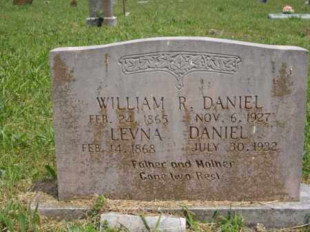 DANIEL, WILLIAM R. - Boone County, Arkansas | WILLIAM R. DANIEL - Arkansas Gravestone Photos