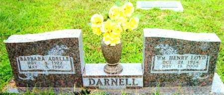 DARNELL, BARBARA ADELLE - Boone County, Arkansas | BARBARA ADELLE DARNELL - Arkansas Gravestone Photos