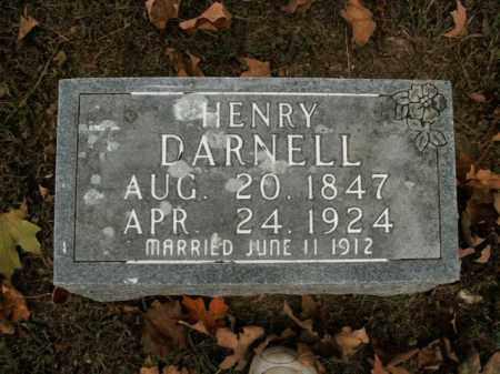 DARNELL, HENRY - Boone County, Arkansas | HENRY DARNELL - Arkansas Gravestone Photos