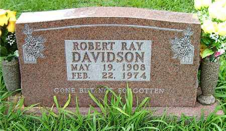 DAVIDSON, ROBERT RAY - Boone County, Arkansas   ROBERT RAY DAVIDSON - Arkansas Gravestone Photos