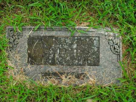 DAY, LAVINA - Boone County, Arkansas | LAVINA DAY - Arkansas Gravestone Photos