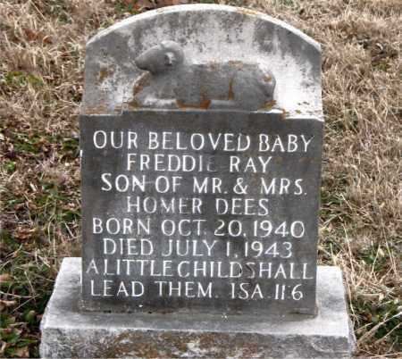 DEES, FREDDIE RAY - Boone County, Arkansas | FREDDIE RAY DEES - Arkansas Gravestone Photos