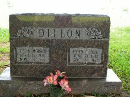 DILLON, DELIA MORRIS - Boone County, Arkansas | DELIA MORRIS DILLON - Arkansas Gravestone Photos