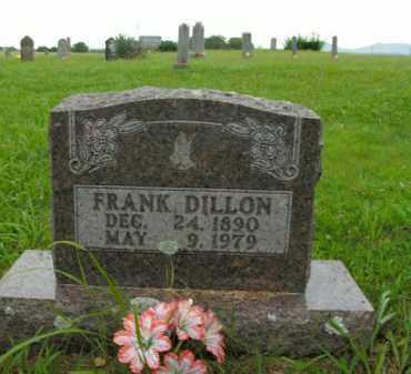 DILLON, FRANK - Boone County, Arkansas | FRANK DILLON - Arkansas Gravestone Photos
