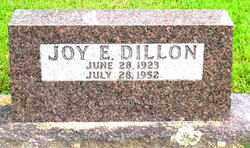 DILLON, JOY EUGENE - Boone County, Arkansas | JOY EUGENE DILLON - Arkansas Gravestone Photos