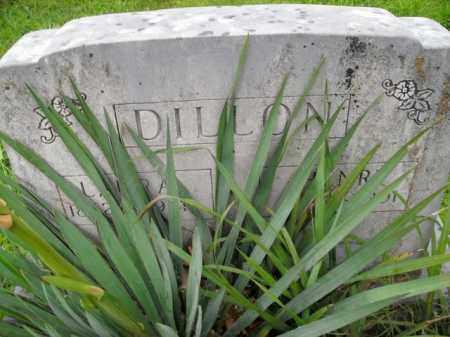 DILLON, LAURA - Boone County, Arkansas   LAURA DILLON - Arkansas Gravestone Photos