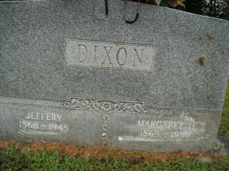 DIXON, MARGARET H. - Boone County, Arkansas   MARGARET H. DIXON - Arkansas Gravestone Photos