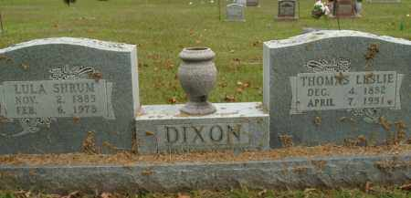 DIXON, LULA - Boone County, Arkansas | LULA DIXON - Arkansas Gravestone Photos