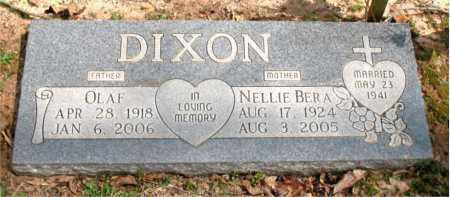DIXON, NELLIE BERA - Boone County, Arkansas | NELLIE BERA DIXON - Arkansas Gravestone Photos