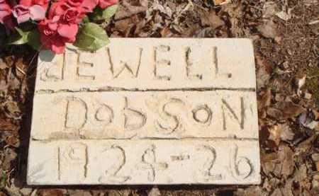 DOBSON, JEWELL - Boone County, Arkansas | JEWELL DOBSON - Arkansas Gravestone Photos
