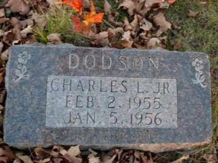 DODSON, JR, CHARLES L. - Boone County, Arkansas | CHARLES L. DODSON, JR - Arkansas Gravestone Photos