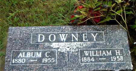 DOWNEY, WILLIAM  HARRISON - Boone County, Arkansas | WILLIAM  HARRISON DOWNEY - Arkansas Gravestone Photos